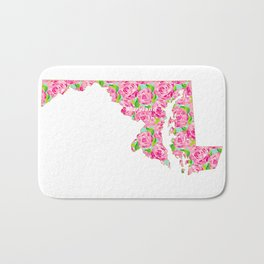 United States of Lilly: Maryland Bath Mat