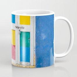 Colorful Indian Door Coffee Mug
