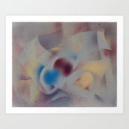 Uji Studies in Being-Time #8 Art Print