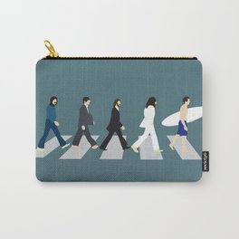 The Beattles & Surfer Man Carry-All Pouch