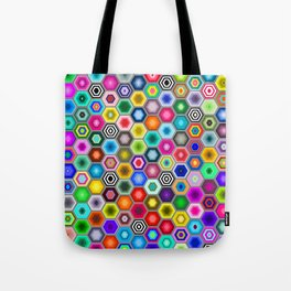 Honeycomb Hideout 2 Tote Bag