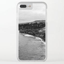 San Pedro, CA - II Clear iPhone Case