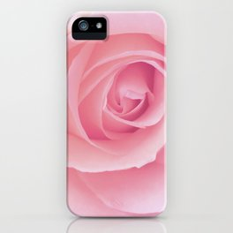 Rose Flower Pink Photography   Nature   Spring   Summer iPhone Case
