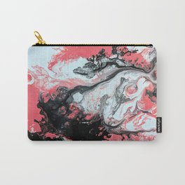 Coral Overture II Carry-All Pouch