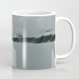 Mendenhall Glacier Mountains (Large) Coffee Mug