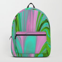 The Flaring Falls of Strine Canyons (Jungle Variant) Backpack