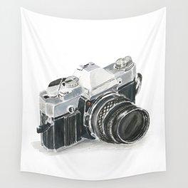 35mm film camera Wall Tapestry