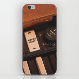 Hammond Switches / Knobs iPhone Skin