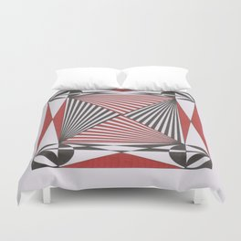 Magic Rubin Duvet Cover