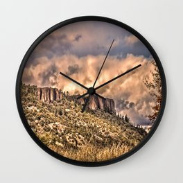 Upper table rock/ OR Wall Clock