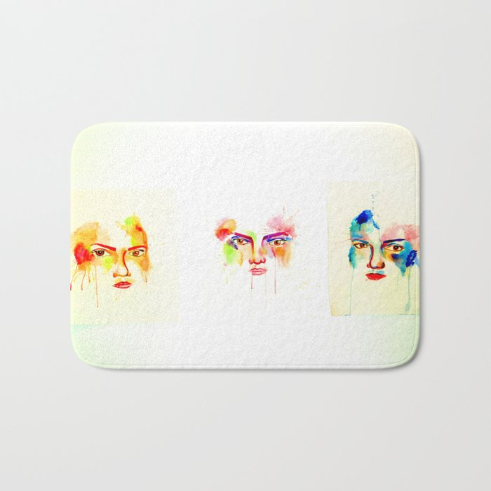 Tryptic Bath Mat