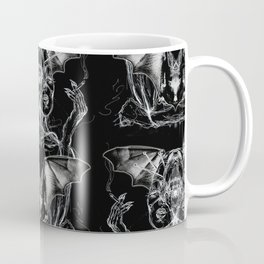 Bat Dutchess Coffee Mug