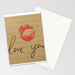 Declaration Stationery Cards