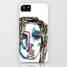 Edges iPhone Case