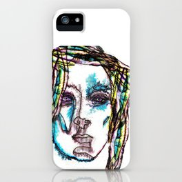 Edges iPhone Case