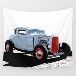 Hot Rod 1932 Wall Tapestry