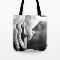 vegan Tote Bags featuring vegan by Cecilia Cavalieri