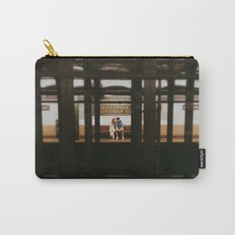 New York Subway Station: Christopher Street Sheridan Square Carry-All Pouch