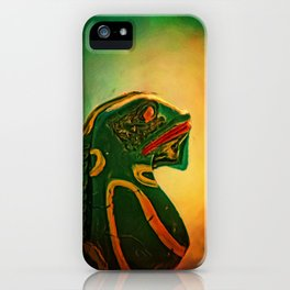 Carnivale (2) iPhone Case