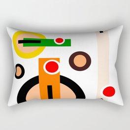 teapots Rectangular Pillow