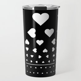 Can you see the love? Travel Mug