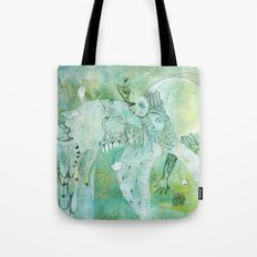 The Fairy's Dress Tote Bag