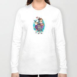 Gravity Falls Super Group Hug! Long Sleeve T-shirt