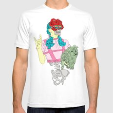 Dorothy Gale MEDIUM White Mens Fitted Tee