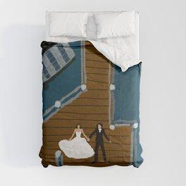 Wedding #1 Comforters