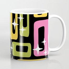 Retro Mid Century Modern Abstract Pattern 616 Coffee Mug