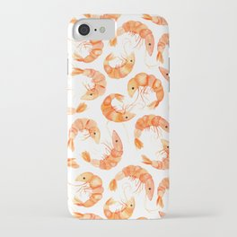 Shrimp iPhone Case