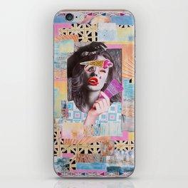 Bellamia iPhone Skin