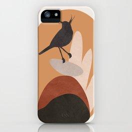 Cute Little Bird I iPhone Case