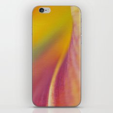 Day Lily Abstract iPhone & iPod Skin