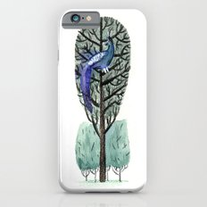 Peacock in a Tree Slim Case iPhone 6s