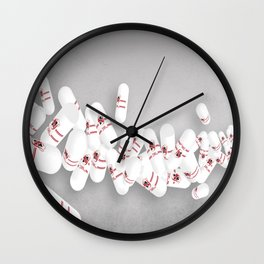 aDdiction Wall Clock