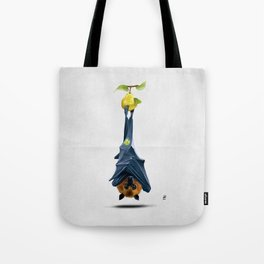 Peared (Wordless) Tote Bag