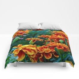 Marigold Garden Comforters