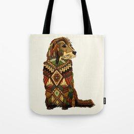 Golden Retriever ivory Tote Bag