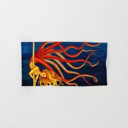Pole Creatures - Mermaid Hand & Bath Towel