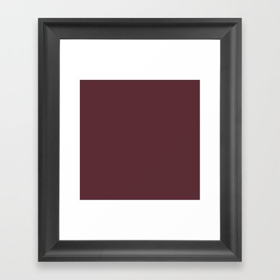 "Marsala burgundy ""Tawny Port"" pantone color by palitraart"
