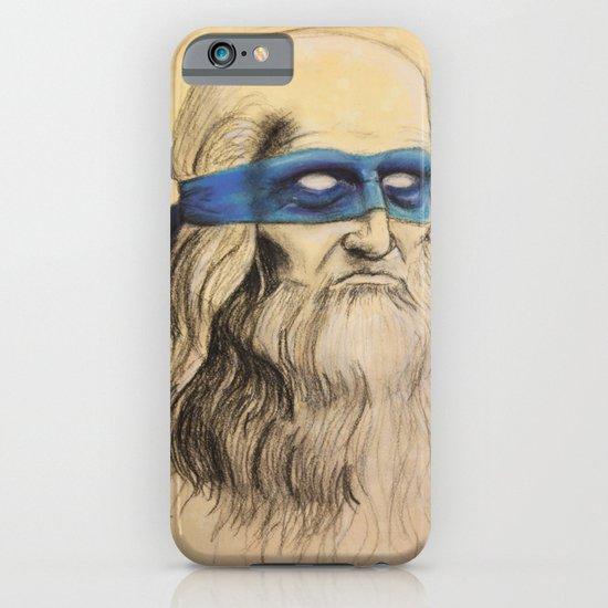 Leo TMNT iPhone & iPod Case