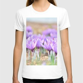 Flower photography by Mohammad Amiri T-shirt