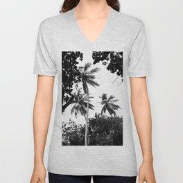 Tall trees Unisex V-Neck