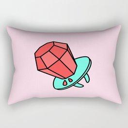 Ring Pop Rectangular Pillow
