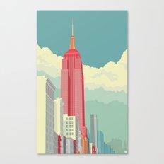 NYC 5th Avenue Canvas Print