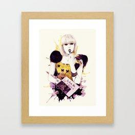 Paparazzi Framed Art Print