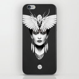 Your Darkest Everything iPhone Skin