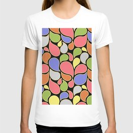 RAIN OF COLORS T-shirt