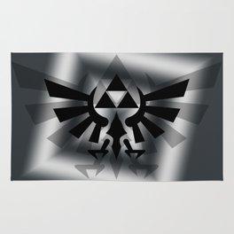 The Legend Of Zelda Logo Rug